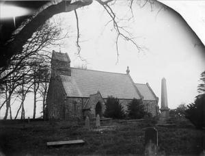 Llanfighangel Church